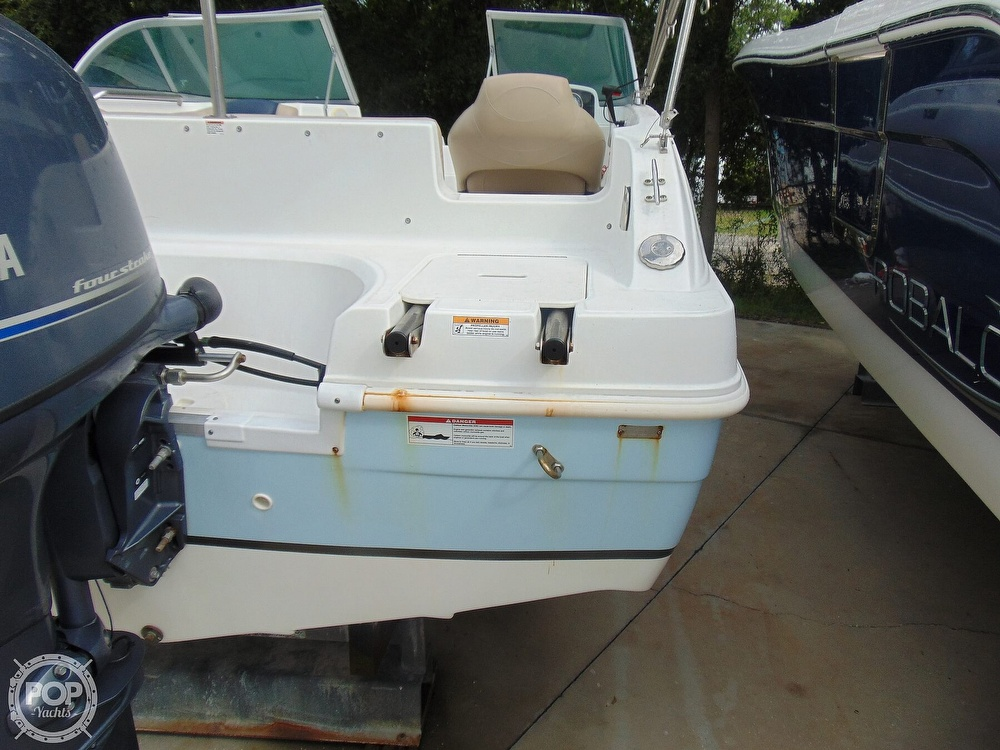 2016 Hurricane boat for sale, model of the boat is 187 Sundeck & Image # 40 of 40