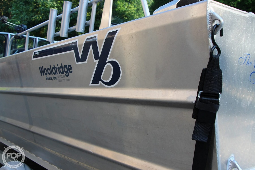 2018 Wooldridge boat for sale, model of the boat is Canyon & Image # 18 of 40