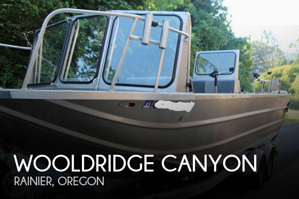2018 Wooldridge boat for sale, model of the boat is Canyon & Image # 1 of 40