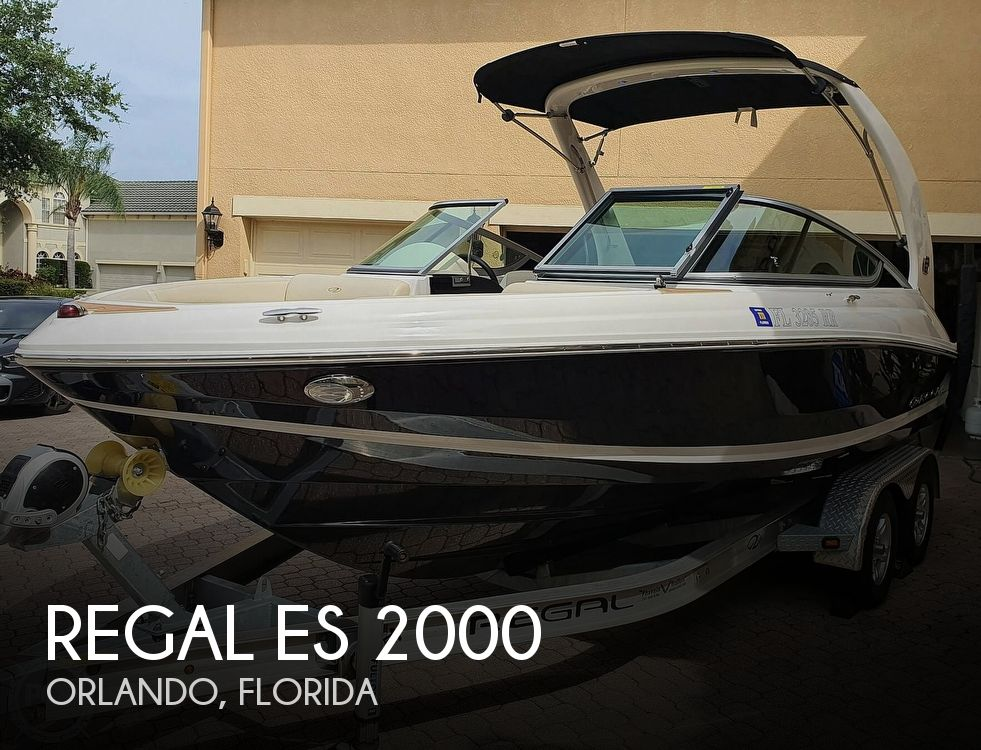 Used Regal 2000 Boats For Sale by owner   2018 Regal ES 2000