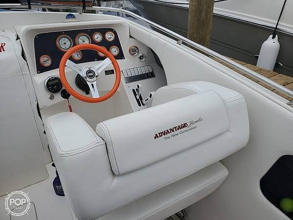 2005 Advantage boat for sale, model of the boat is 27 Victory & Image # 10 of 40