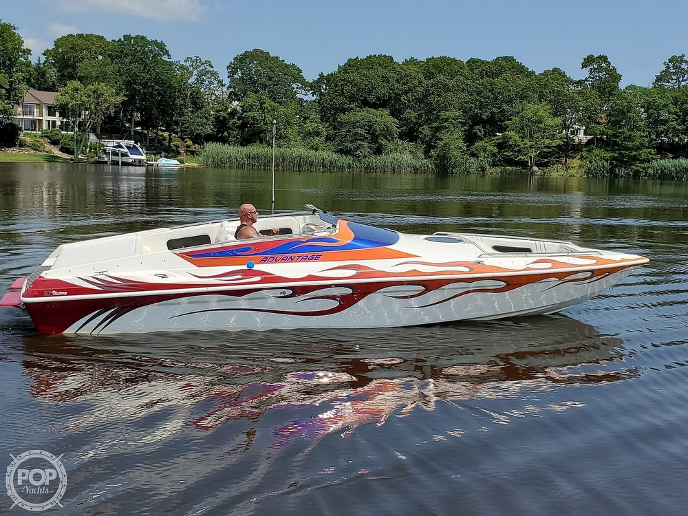 2005 Advantage boat for sale, model of the boat is 27 Victory & Image # 6 of 40