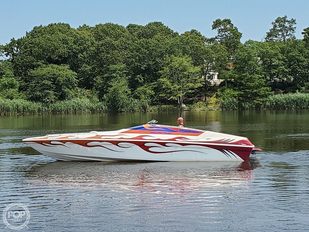 2005 Advantage boat for sale, model of the boat is 27 Victory & Image # 8 of 40