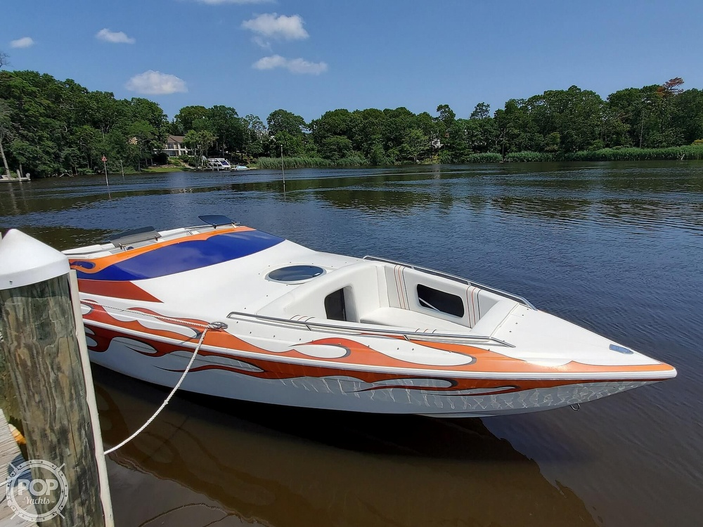 2005 Advantage boat for sale, model of the boat is 27 Victory & Image # 9 of 40