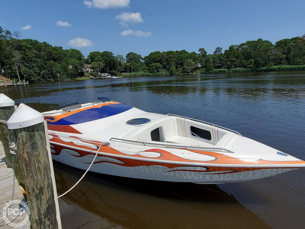 2005 Advantage boat for sale, model of the boat is 27 Victory & Image # 11 of 40