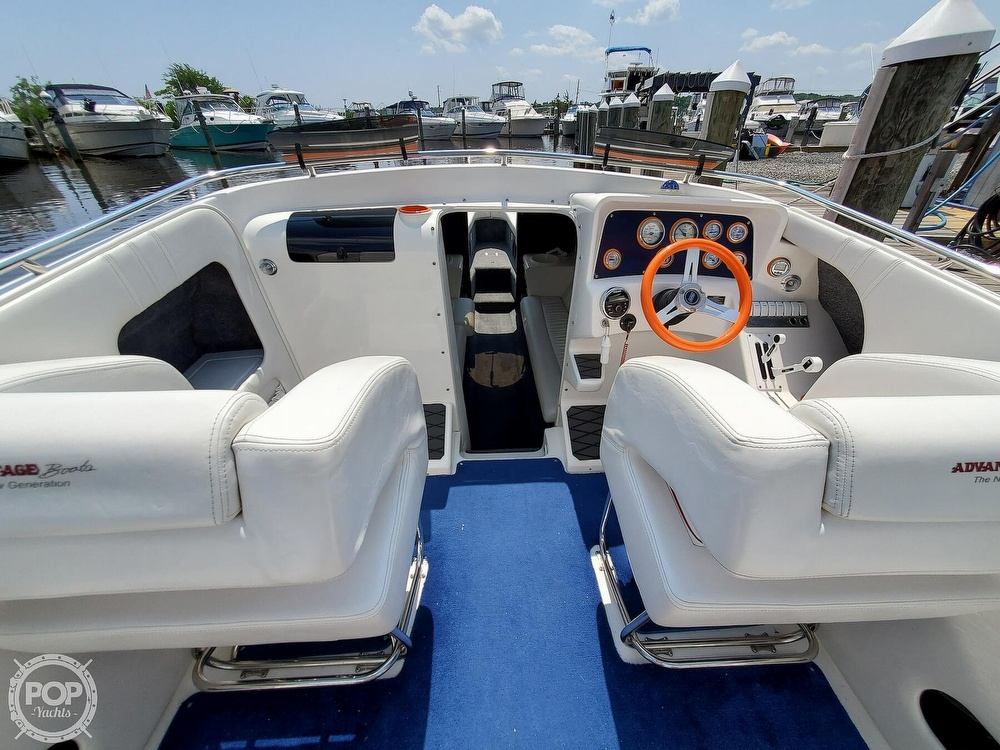 2005 Advantage boat for sale, model of the boat is 27 Victory & Image # 2 of 40