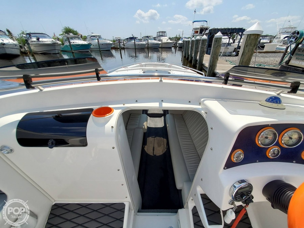 2005 Advantage boat for sale, model of the boat is 27 Victory & Image # 12 of 40