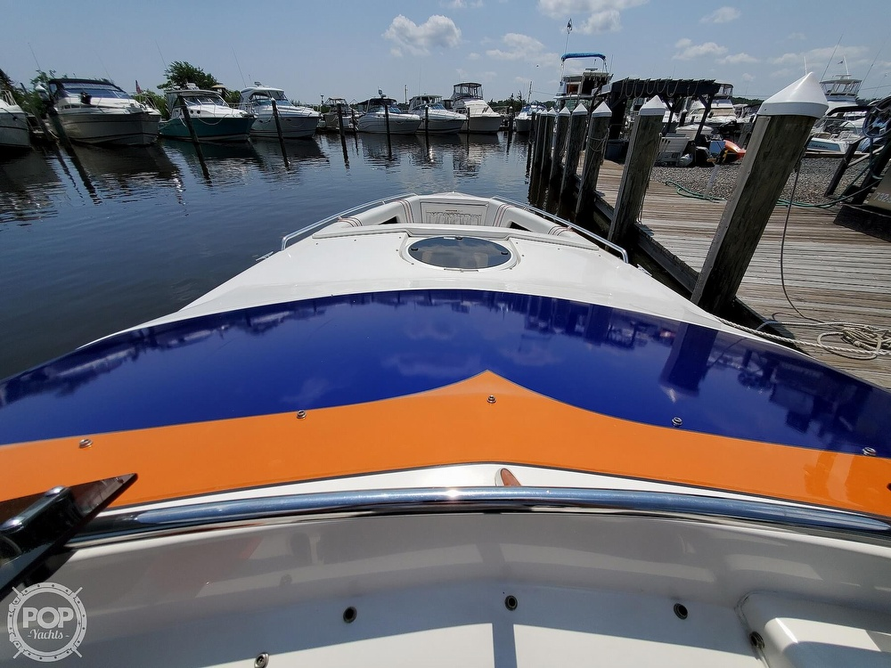 2005 Advantage boat for sale, model of the boat is 27 Victory & Image # 13 of 40