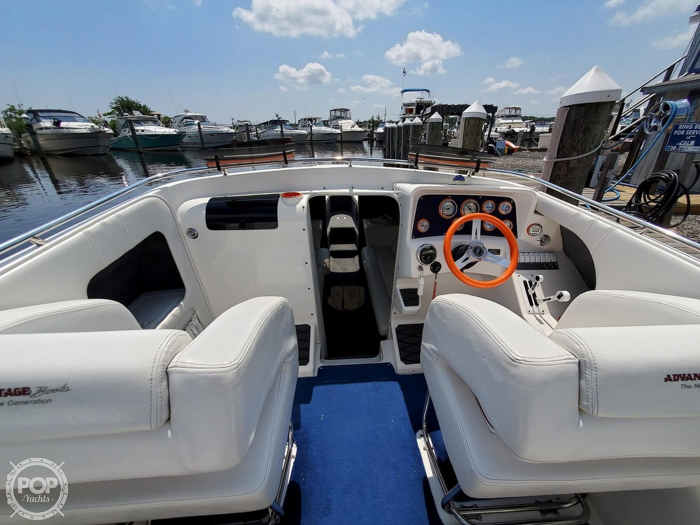 2005 Advantage boat for sale, model of the boat is 27 Victory & Image # 14 of 40