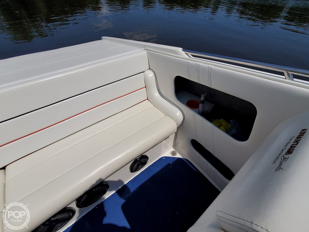 2005 Advantage boat for sale, model of the boat is 27 Victory & Image # 25 of 40