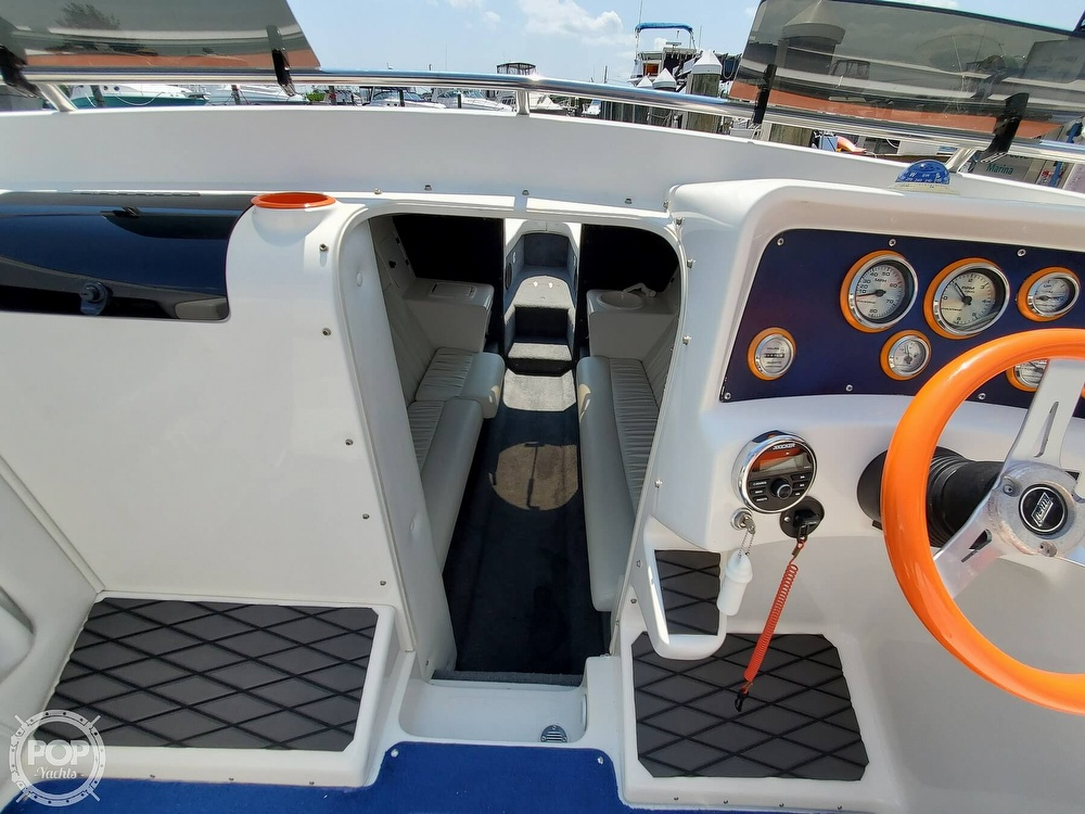 2005 Advantage boat for sale, model of the boat is 27 Victory & Image # 36 of 40