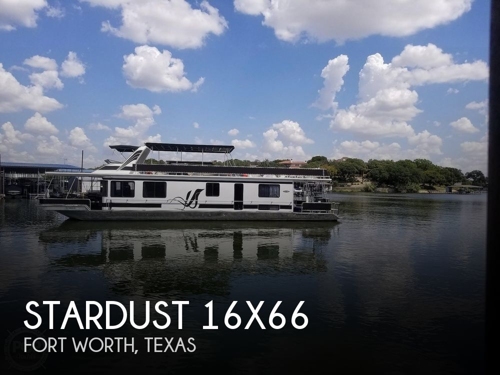 1999 Stardust Cruisers boat for sale, model of the boat is 16x66 & Image # 1 of 40