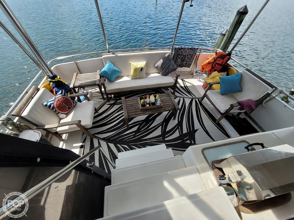 1991 CHB boat for sale, model of the boat is 48 Seamaster & Image # 3 of 40