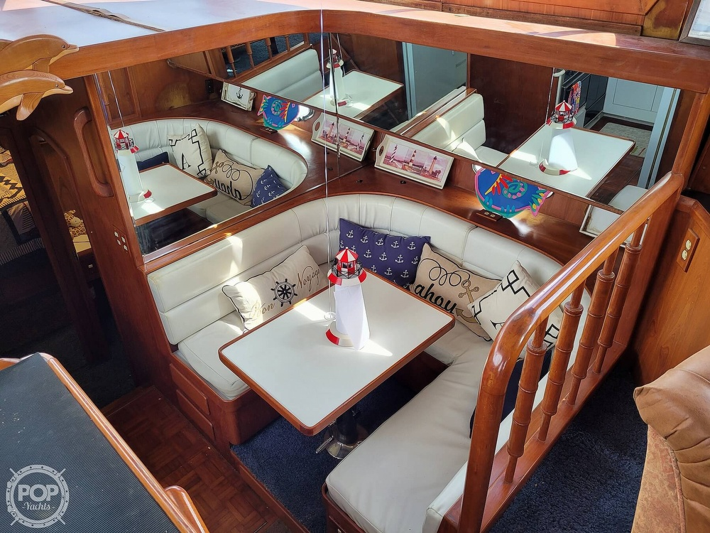 1991 CHB boat for sale, model of the boat is 48 Seamaster & Image # 13 of 40