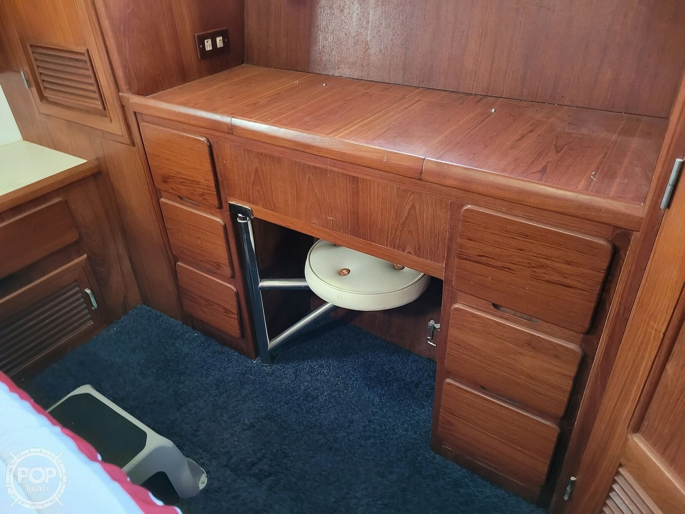 1991 CHB boat for sale, model of the boat is 48 Seamaster & Image # 17 of 40