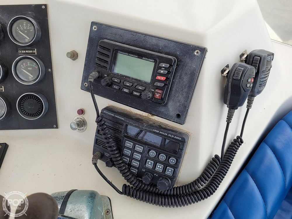 1991 CHB boat for sale, model of the boat is 48 Seamaster & Image # 33 of 40