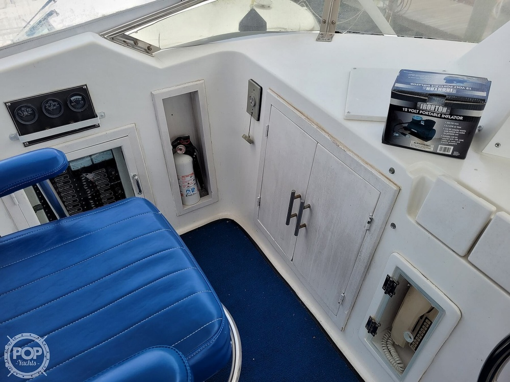 1991 CHB boat for sale, model of the boat is 48 Seamaster & Image # 37 of 40