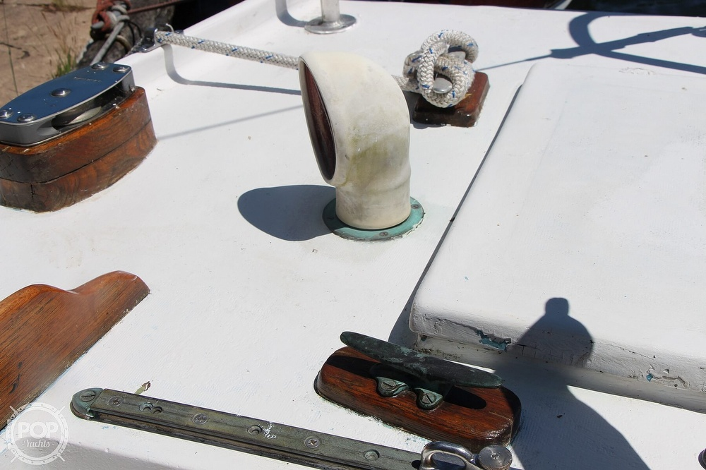 1966 Buchan boat for sale, model of the boat is 37 & Image # 21 of 40