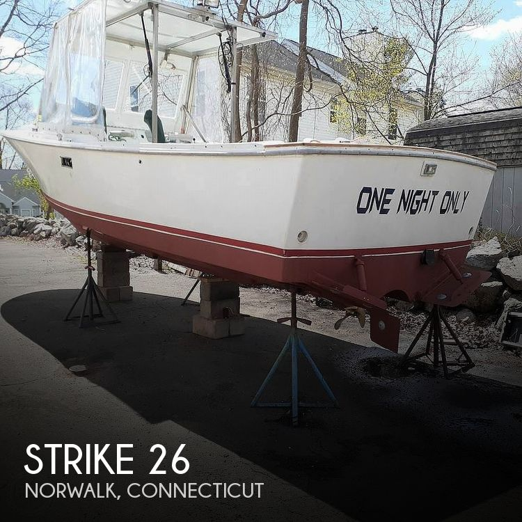 1980 Strike boat for sale, model of the boat is 26 & Image # 1 of 40