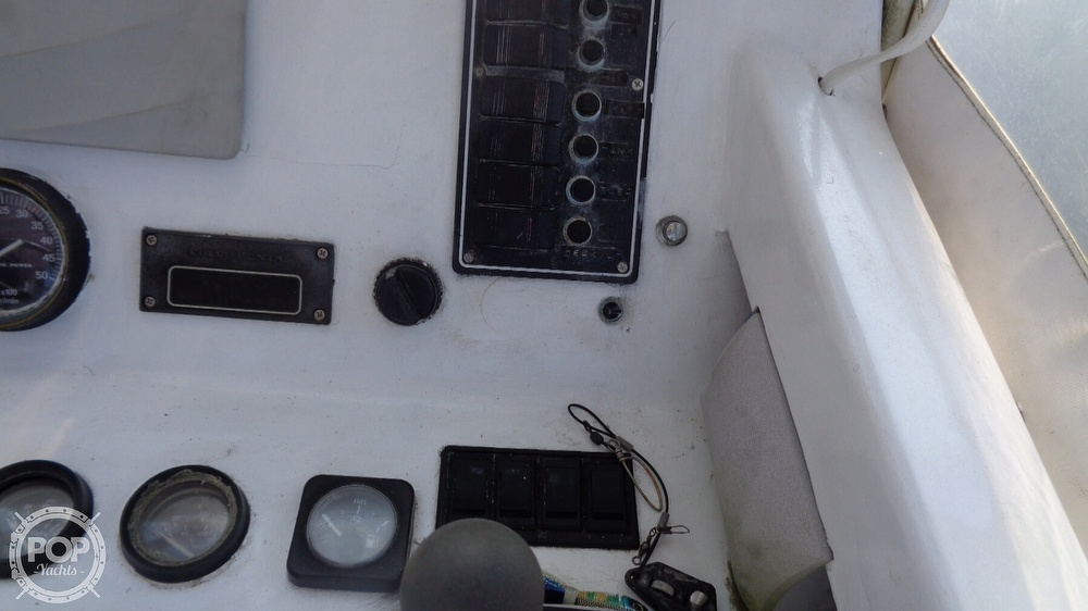 1980 Strike boat for sale, model of the boat is 26 & Image # 29 of 40