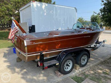 Starboard - Trailer Not Included.