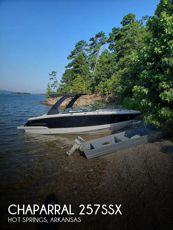 Used Chaparral Boats For Sale by owner | 2019 Chaparral 257SSX