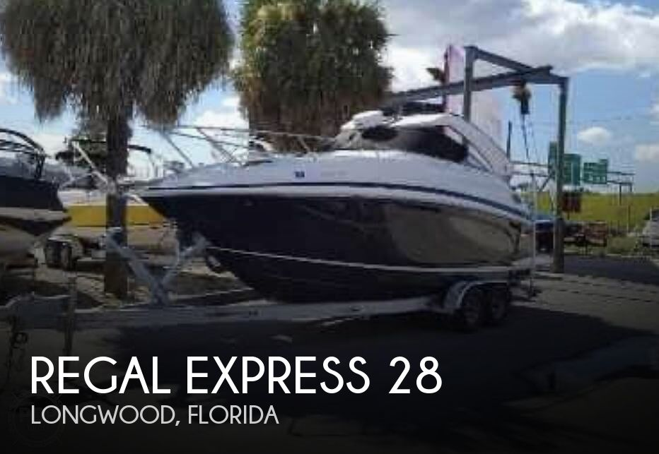 Used Regal 28 Boats For Sale by owner | 2014 Regal Express 28