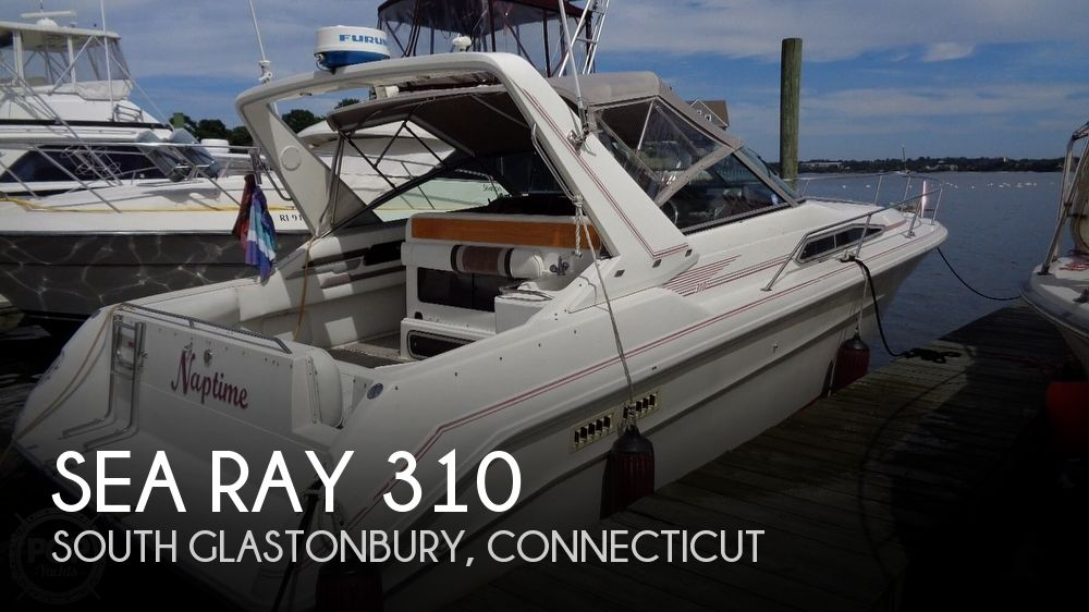 Used Sea Ray Sundancer 310 Boats For Sale by owner   1990 Sea Ray Sundancer 310