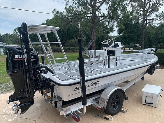 2020 Action Craft boat for sale, model of the boat is 1720 Flyfisher & Image # 2 of 40