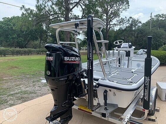 2020 Action Craft boat for sale, model of the boat is 1720 Flyfisher & Image # 3 of 40