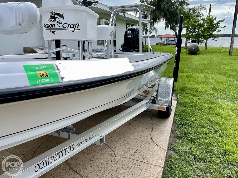 2020 Action Craft boat for sale, model of the boat is 1720 Flyfisher & Image # 14 of 40