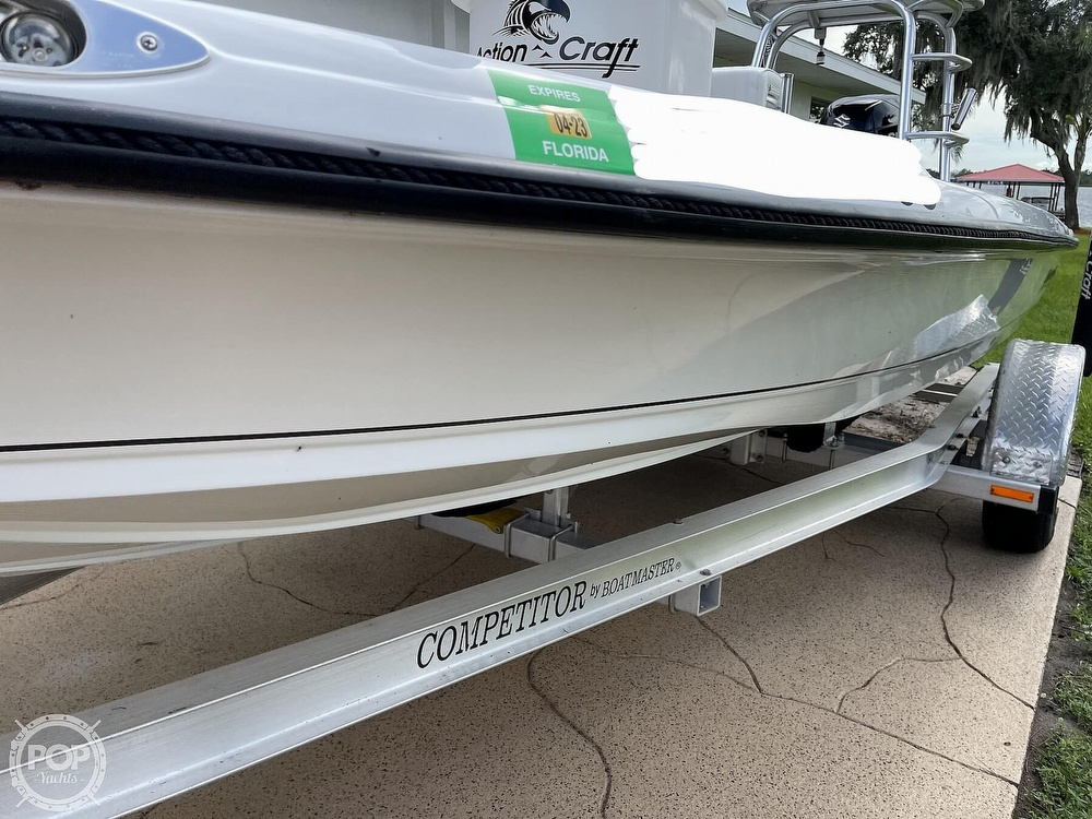 2020 Action Craft boat for sale, model of the boat is 1720 Flyfisher & Image # 15 of 40