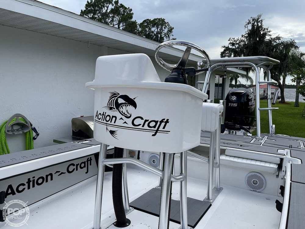 2020 Action Craft boat for sale, model of the boat is 1720 Flyfisher & Image # 5 of 40