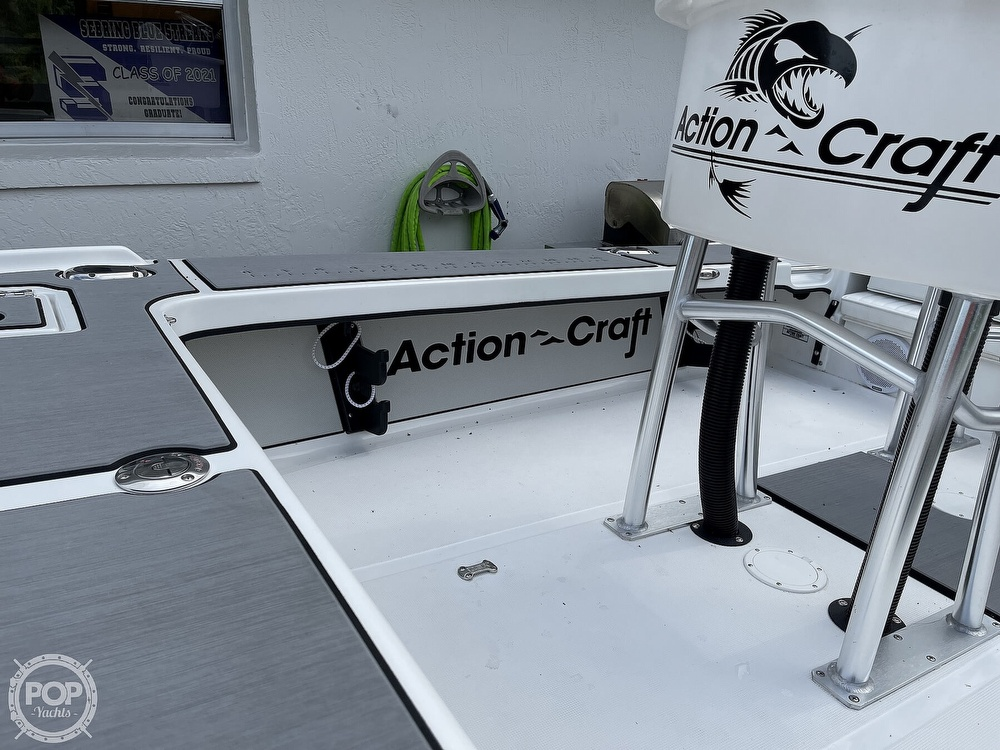 2020 Action Craft boat for sale, model of the boat is 1720 Flyfisher & Image # 19 of 40