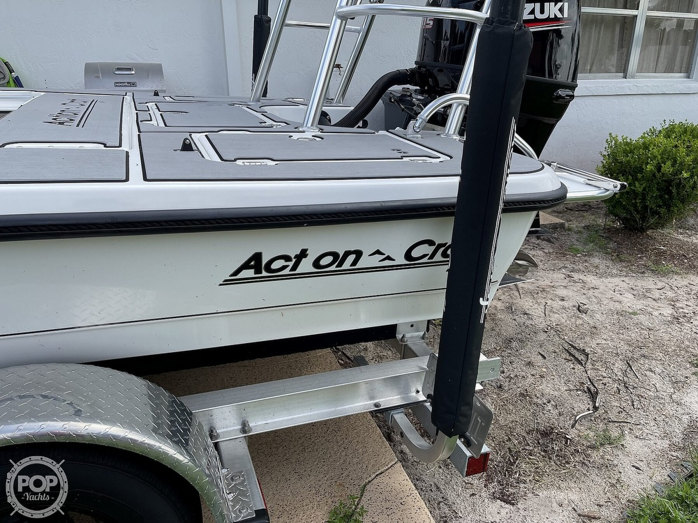 2020 Action Craft boat for sale, model of the boat is 1720 Flyfisher & Image # 21 of 40