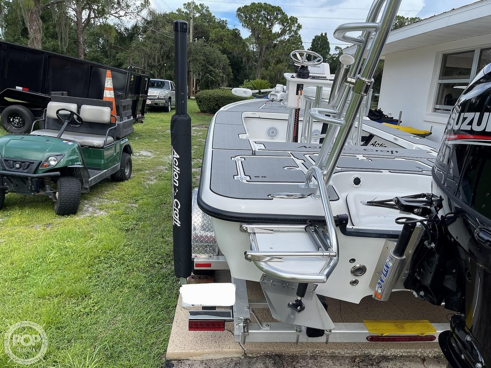 2020 Action Craft boat for sale, model of the boat is 1720 Flyfisher & Image # 25 of 40
