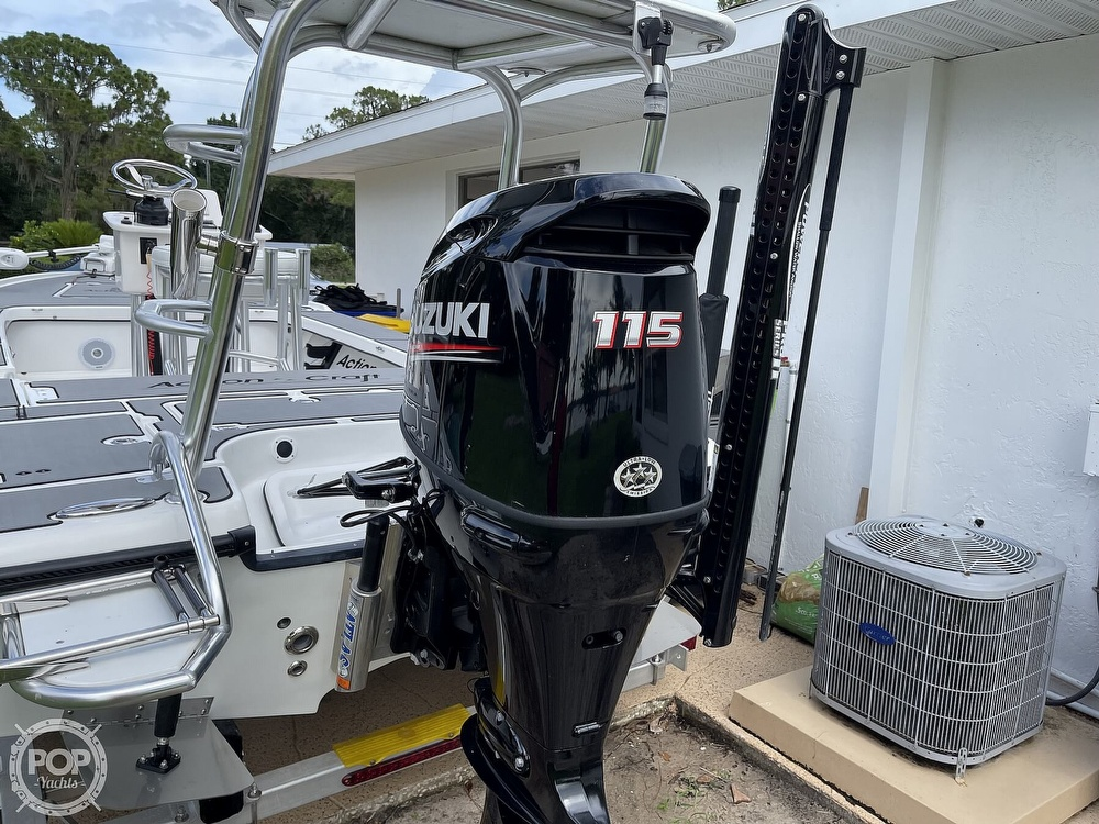 2020 Action Craft boat for sale, model of the boat is 1720 Flyfisher & Image # 26 of 40