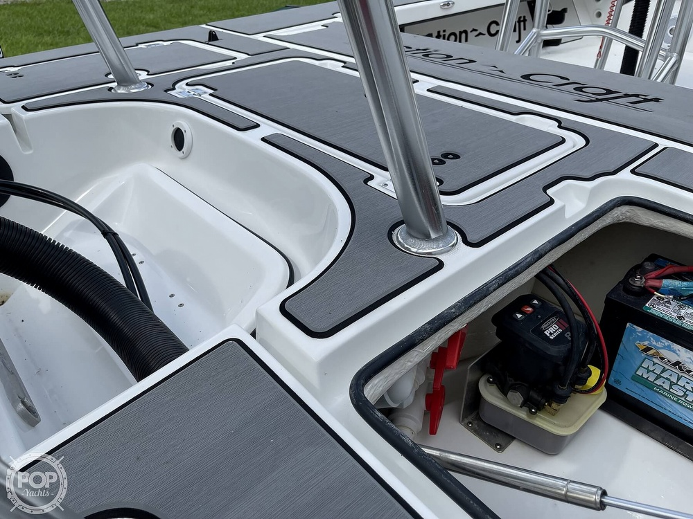 2020 Action Craft boat for sale, model of the boat is 1720 Flyfisher & Image # 35 of 40