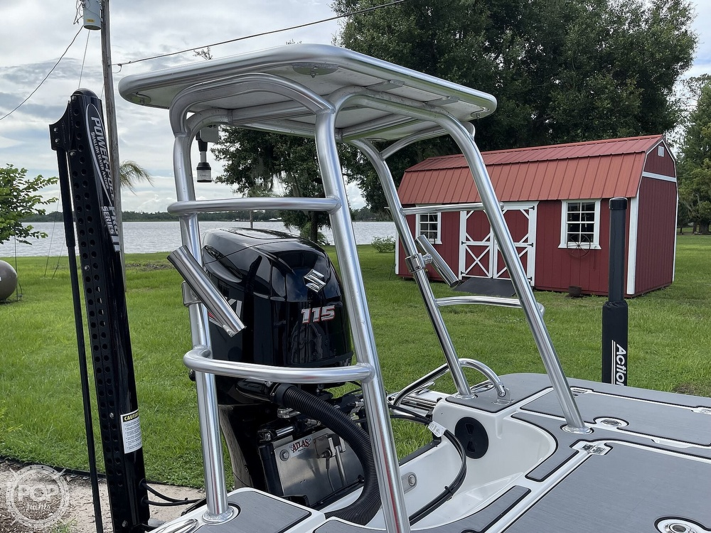 2020 Action Craft boat for sale, model of the boat is 1720 Flyfisher & Image # 37 of 40
