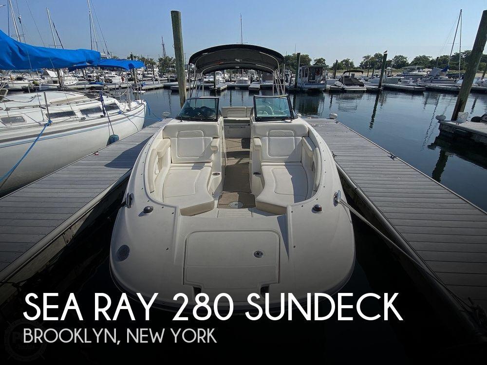2013 SEA RAY 280 SUNDECK for sale