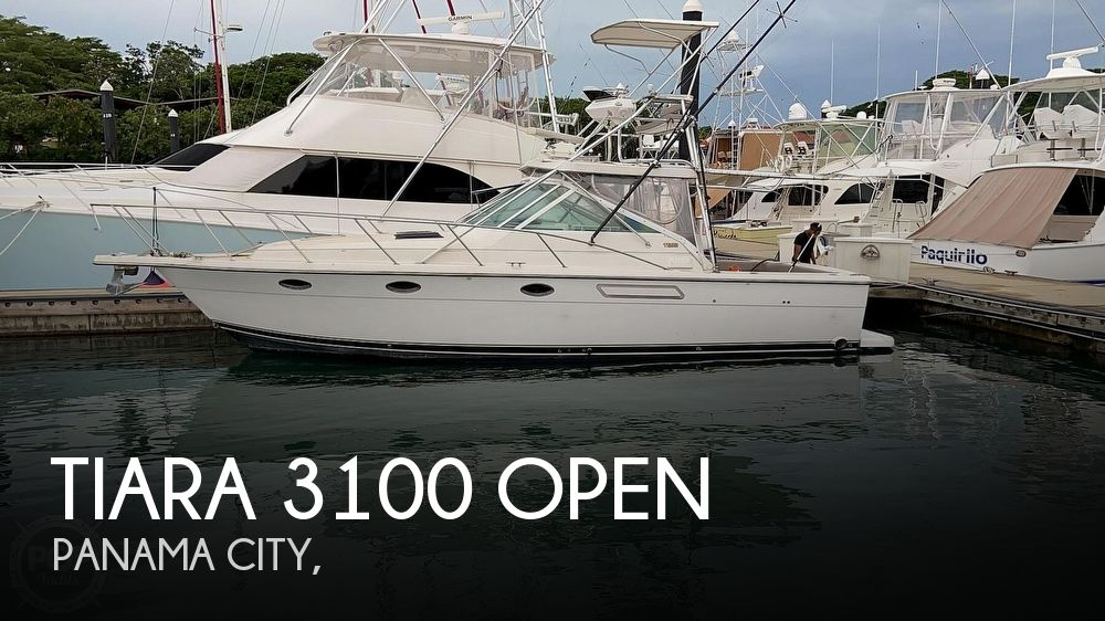 1993 Tiara Yachts boat for sale, model of the boat is 3100 Open & Image # 1 of 23