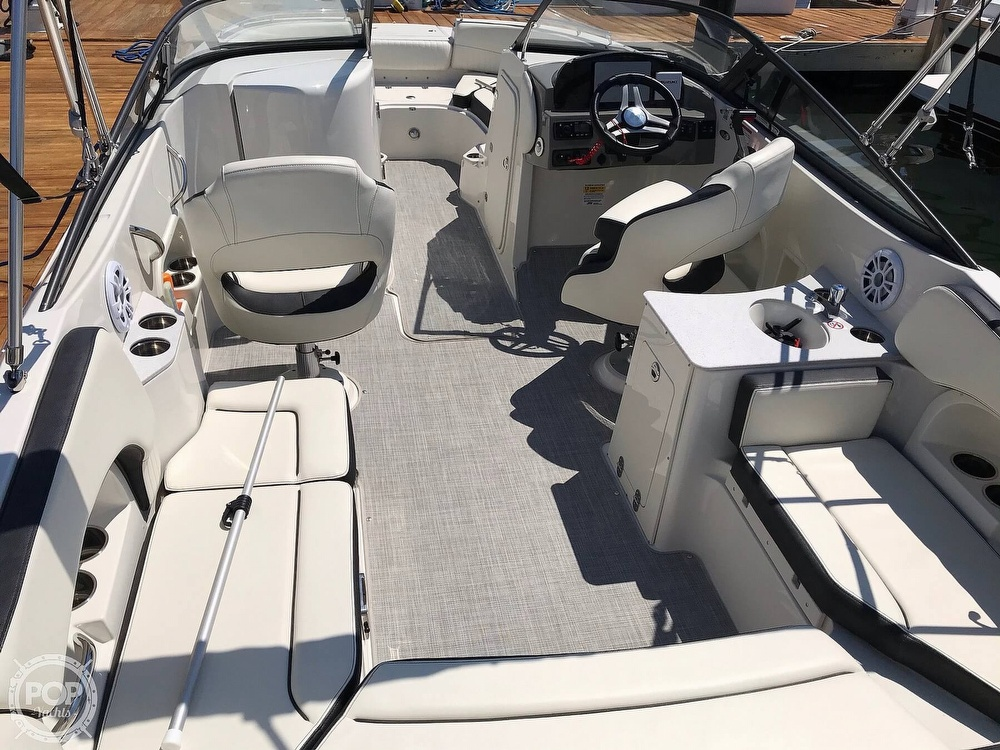 2020 Stingray boat for sale, model of the boat is 231 DC & Image # 27 of 40