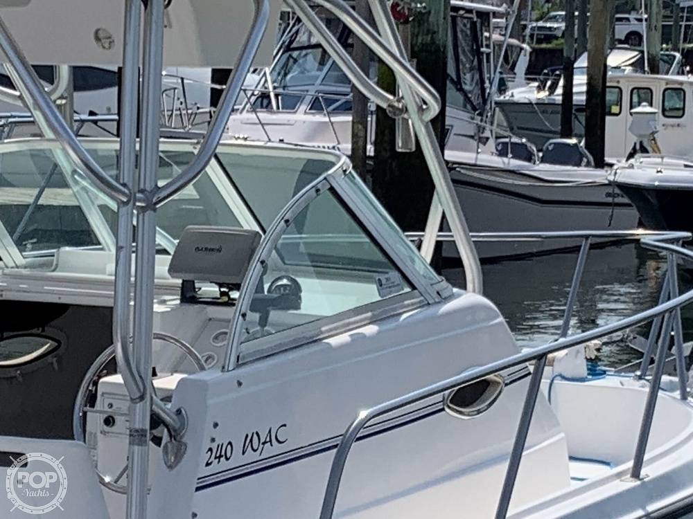 2003 Baha Cruisers boat for sale, model of the boat is 240 WAC & Image # 3 of 40