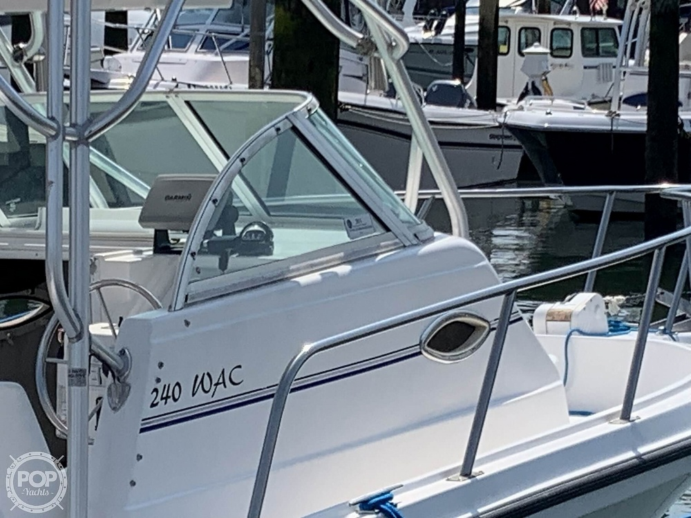 2003 Baha Cruisers boat for sale, model of the boat is 240 WAC & Image # 7 of 40