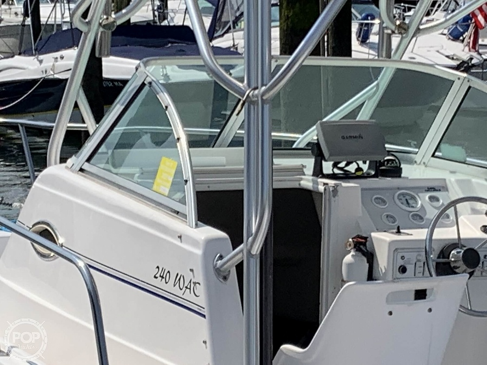 2003 Baha Cruisers boat for sale, model of the boat is 240 WAC & Image # 11 of 40