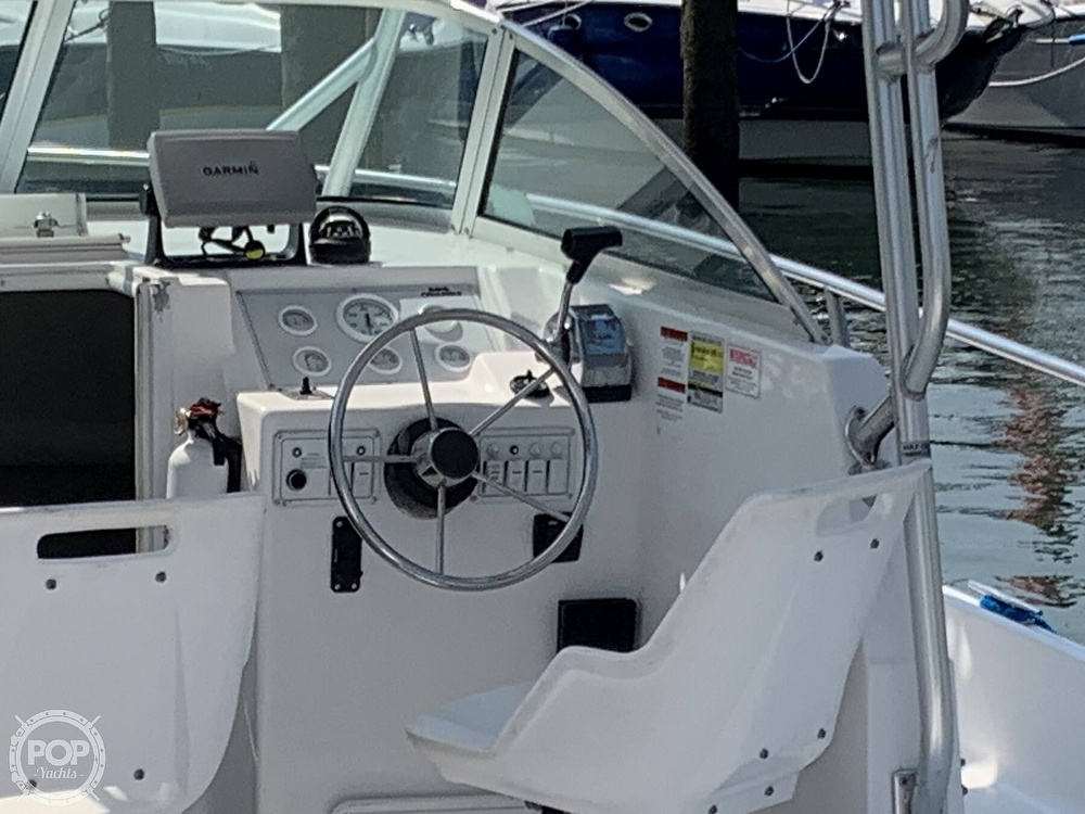 2003 Baha Cruisers boat for sale, model of the boat is 240 WAC & Image # 18 of 40