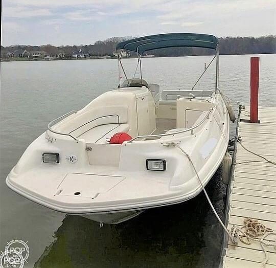 1998 Sea Ray 240 Sundeck - #$LI_INDEX