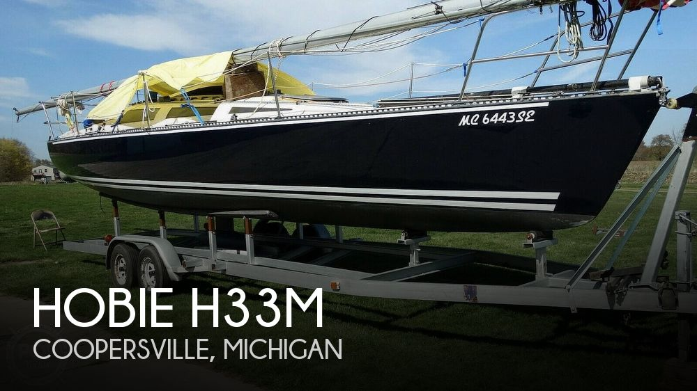Used Hobie Boats For Sale in Michigan by owner | 1985 Hobie H33M