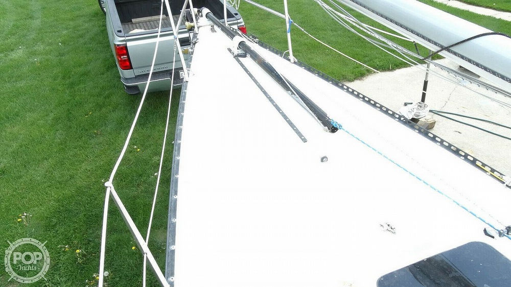1985 Hobie boat for sale, model of the boat is H33M & Image # 9 of 16