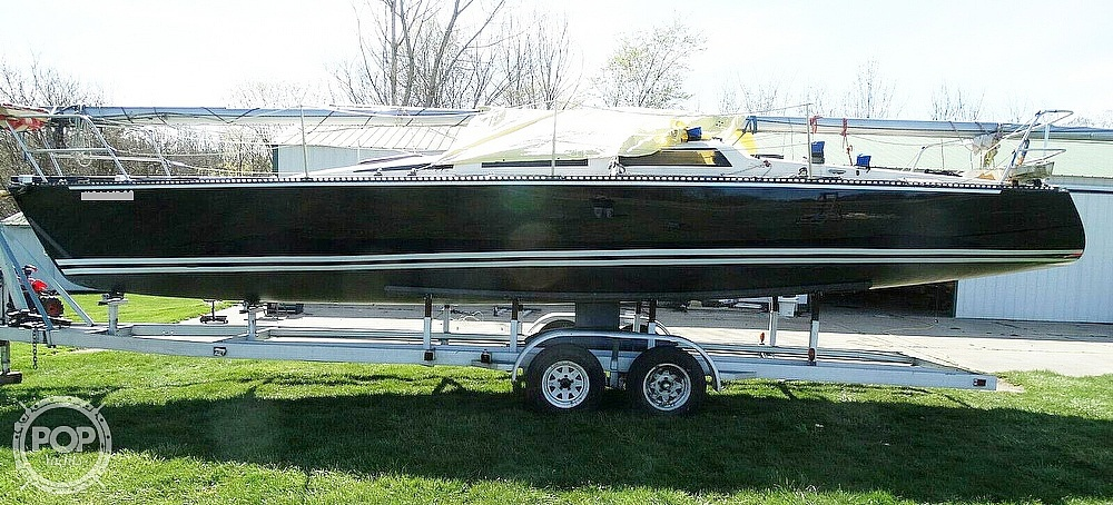 1985 Hobie boat for sale, model of the boat is H33M & Image # 2 of 16